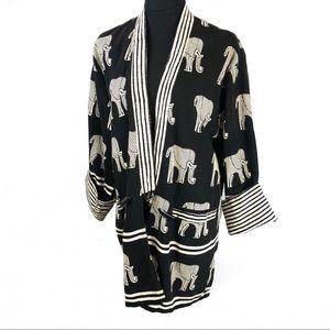 Vintage Elephants Jacket